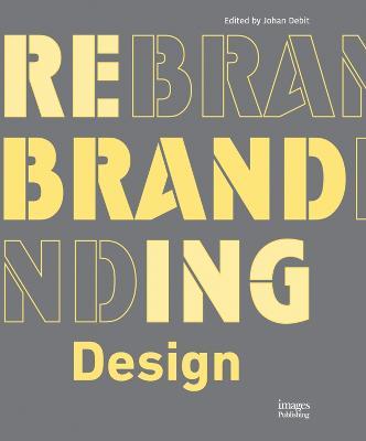 Rebranding Design book
