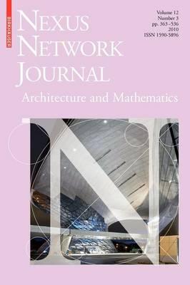 Nexus Network Journal 12,3 by Kim Williams