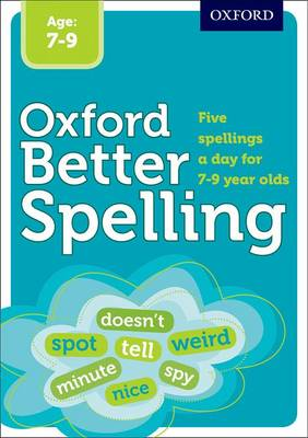 Better Spelling Age: 7-9 book