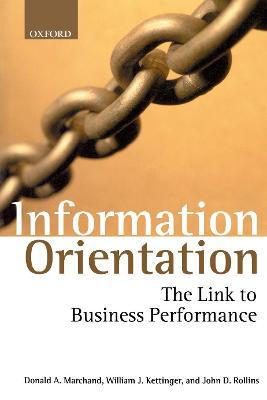 Information Orientation book
