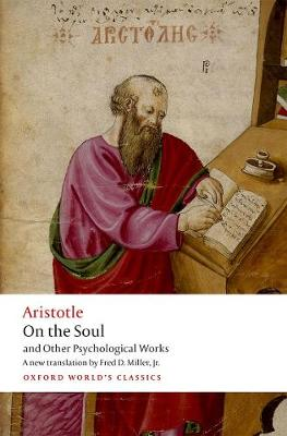 On the Soul by Aristotle