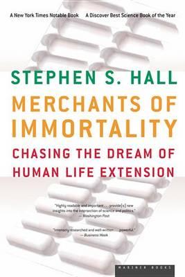Merchants of Immortality book