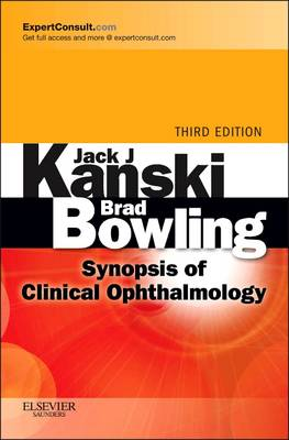 Synopsis of Clinical Ophthalmology by Jack J. Kanski