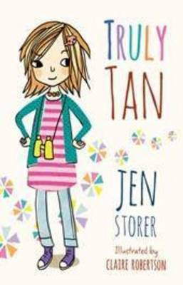 Truly Tan book