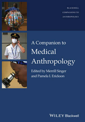 A Companion to Medical Anthropology by Merrill Singer