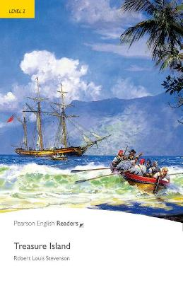 Level 2: Treasure Island Book and MP3 Pack book