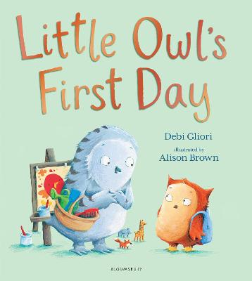 Little Owl's First Day book