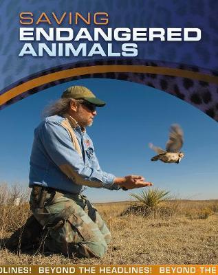 Saving Endangered Animals by Jilly Hunt