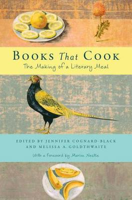 Books That Cook by Melissa Goldthwaite