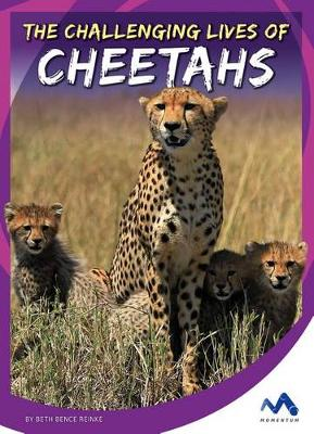 The Challenging Lives of Cheetahs by Beth Bence Reinke