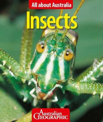 All About Australia: Insects book
