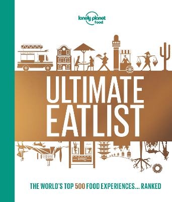 Lonely Planet's Ultimate Eatlist book