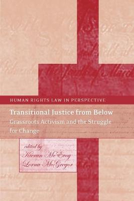 Transitional Justice from Below by Kieran McEvoy