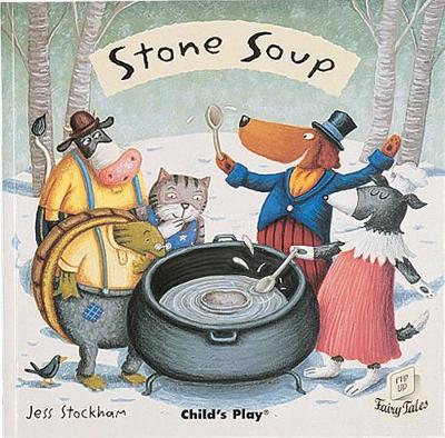 Stone Soup by Jess Stockham