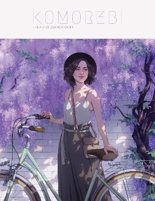 Komorebi: The Art of Djamila Knopf book