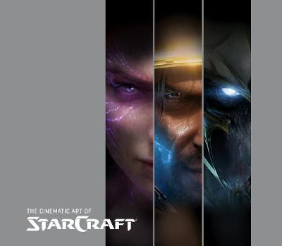 Cinematic Art of StarCraft book