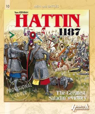 Hattin 1187 by Didier Davin