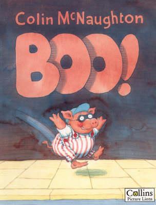 Boo! by Colin McNaughton