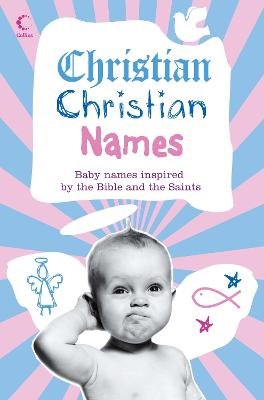 Christian Christian Names book