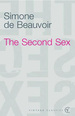 Second Sex by Simone de Beauvoir