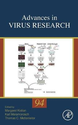 Advances in Virus Research by Karl Maramorosch