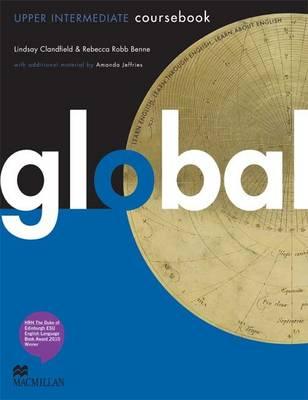 Global Upp Intermediate Student's Book Pack by Lindsay Clandfield