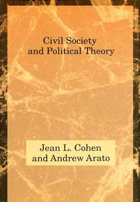 Civil Society and Political Theory by Jean L. Cohen