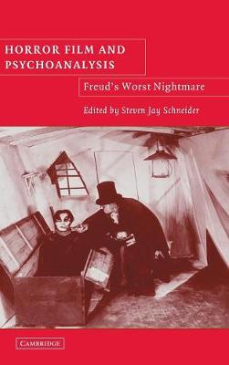Horror Film and Psychoanalysis book