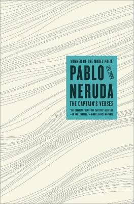 The Captain's Verses by Pablo Neruda