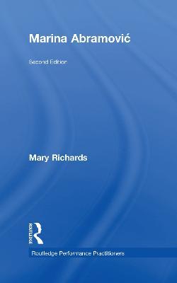 Marina Abramovic book