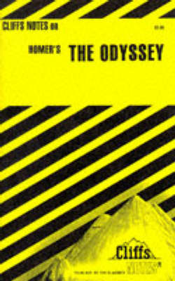 """Notes on Homer's """"Odyssey"""" by Robert J. Milch"""