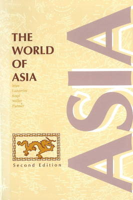 World of Asia by Akira Iriye