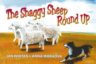 Shaggy Sheep Roundup by Jan Whiten