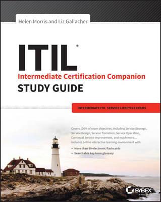 ITIL Intermediate Certification Companion Study Guide book