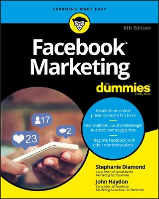 Facebook Marketing For Dummies by Stephanie Diamond