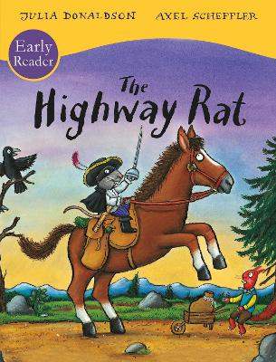 Highway Rat Early Reader by Julia Donaldson
