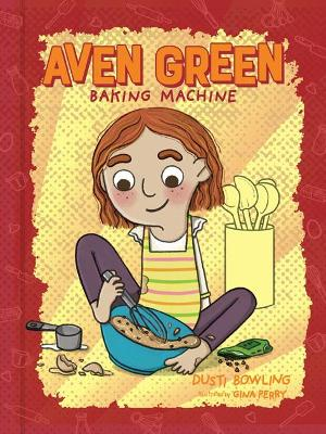 Aven Green Sleuthing Machine by Dusti Bowling