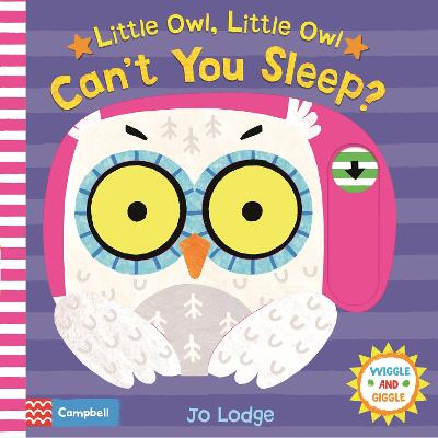 Little Owl, Little Owl Can't You Sleep? book