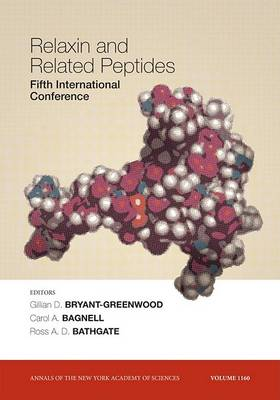 Relaxin and Related Peptides by Gillian D. Bryant-Greenwood