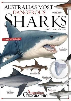 Australia's Most Dangerous Sharks by Kathy Riley