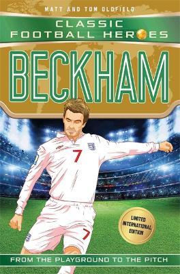 Beckham by Matt & Tom Oldfield