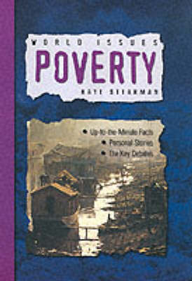 WORLD ISSUES POVERTY by Kaye Stearman