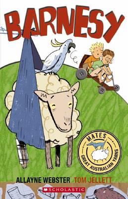 Mates: Barnsey book