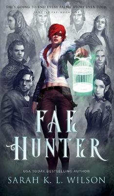 Fae Hunter by Sarah K L Wilson