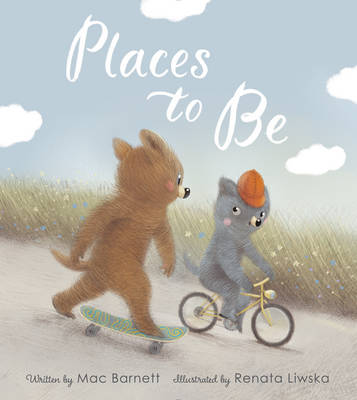 Places to Be by Mac Barnett