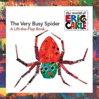 Very Busy Spider by Eric Carle