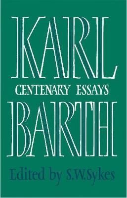 Karl Barth by S. W. Sykes