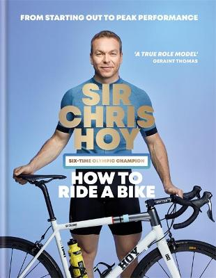 How to Ride a Bike book