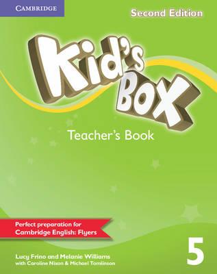 Kid's Box Level 5 Teacher's Book by Lucy Frino