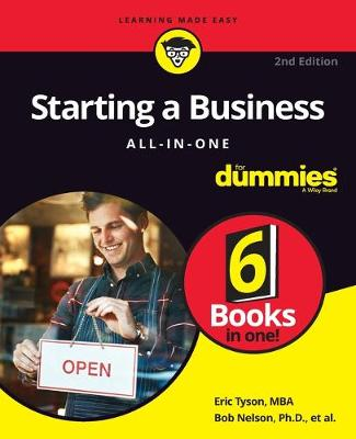 Starting a Business All-in-One For Dummies by Bob Nelson